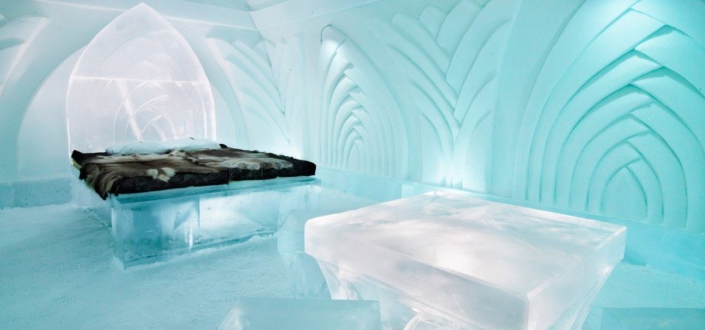 Ice Hotel Gotham on Ice - Photo #8