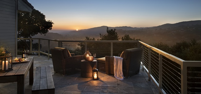 Carmel Valley Ranch Honeymoon