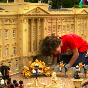 Buckingham Palace from