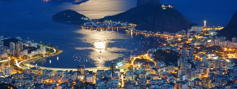 Rio at Night
