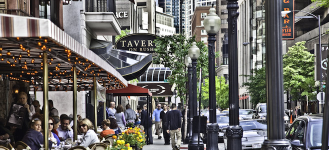 Chicago Shops/Restaurants