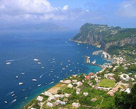 Capri Italy Guide Hotels Restaurants Nightlife