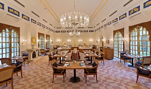 The Oberoi Sukhvilas - Photo #8