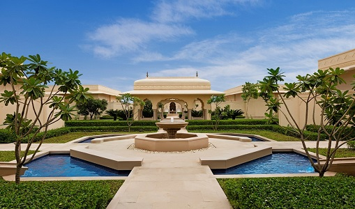The Oberoi Sukhvilas - Photo #4