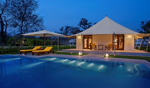 The Oberoi Sukhvilas - Photo #13