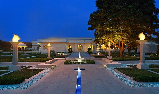 The Oberoi Sukhvilas - Photo #14