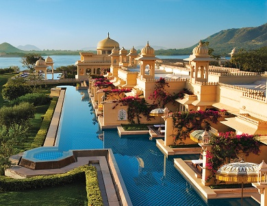 The  Oberoi Udaivilas - Photo #2