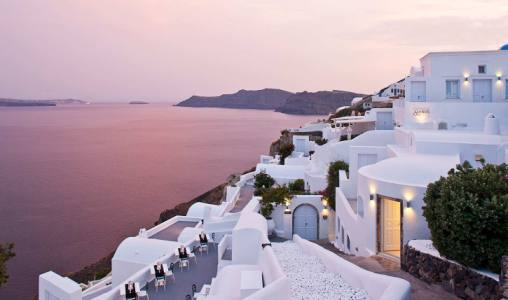 Canaves Oia Hotel - Photo #3