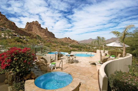 Sanctuary Camelback Mountain Resort and Spa - Photo #12