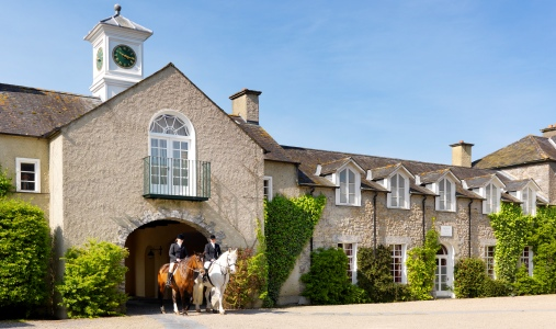 Nice Backyard Thomastown : Mount Juliet  Kilkenny, Ireland  Classic Travel