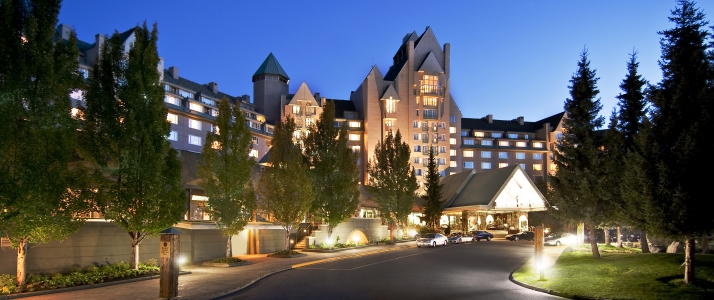 The Fairmont Chateau Whistler - Photo #8