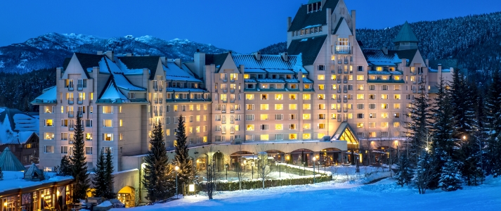 The Fairmont Chateau Whistler - Photo #11