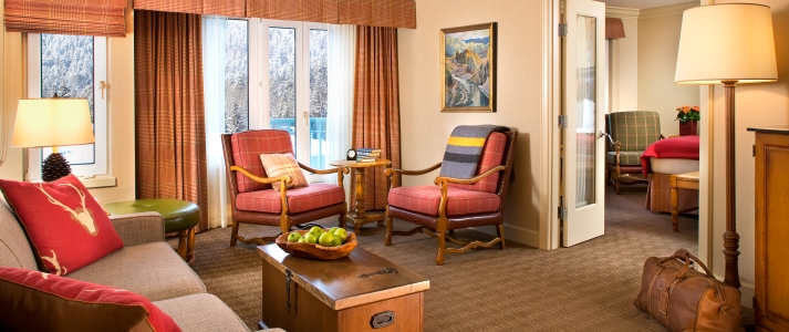 The Fairmont Chateau Whistler - Photo #2