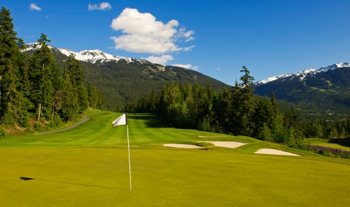 The Fairmont Chateau Whistler - Photo #6