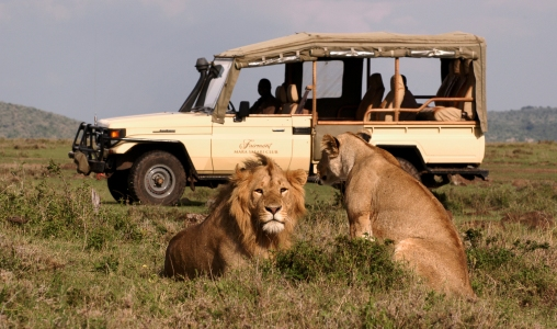 Fairmont Mara Safari Club - Photo #8
