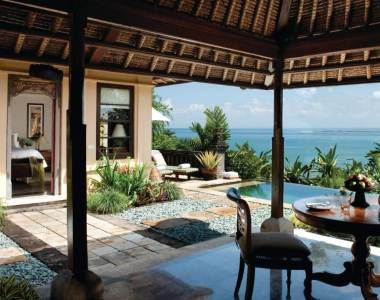 Four Seasons Bali at Jimbaran Bay - Photo #4