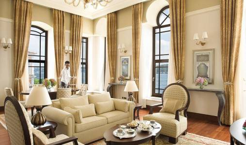 Four Seasons Istanbul at Bosphorus - Photo #3