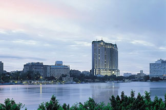 Four Seasons Cairo at Nile Plaza - Photo #14