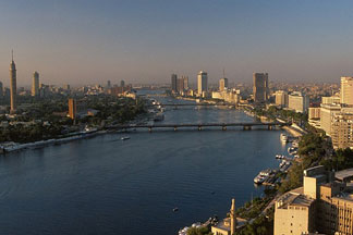 Four Seasons Cairo at Nile Plaza - Photo #9