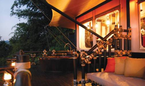 Four Seasons Tented Camp Golden Triangle - Photo #12