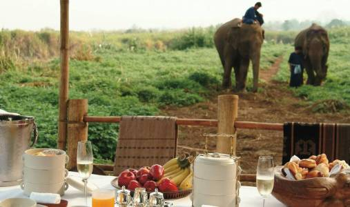 Four Seasons Tented Camp Golden Triangle - Photo #8