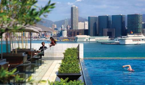 Four Seasons Hong Kong - Photo #8