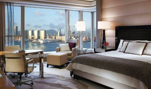 Four Seasons Hong Kong - Photo #5