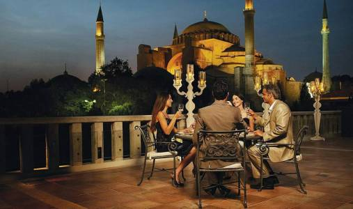 Four Seasons Istanbul at Sultanahmet - Photo #11