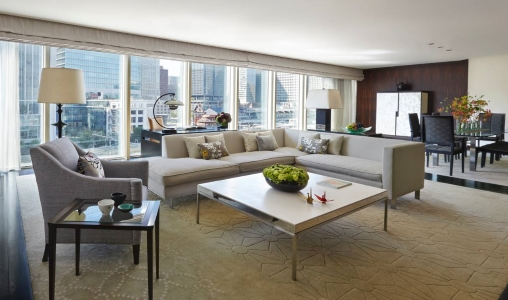 Four Seasons Tokyo at Marunouchi-Virtuoso-Classictravel.com-Chairman's suite