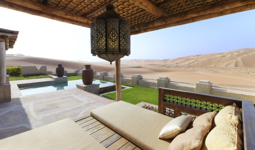 Qasr Al Sarab Desert Resort by Anantara - Photo #9