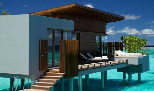 Park Hyatt Maldives Hadahaa - Photo #7