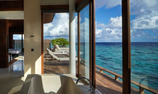 Park Hyatt Maldives Hadahaa - Photo #6