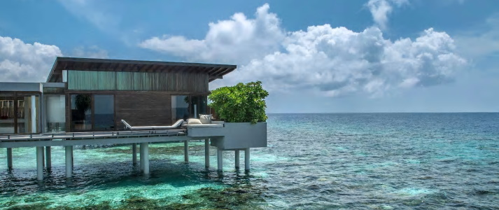 Park Hyatt Maldives Hadahaa - Photo #2