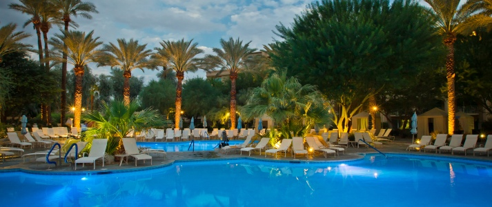Hyatt Regency Indian Wells Resort and Spa - Photo #2