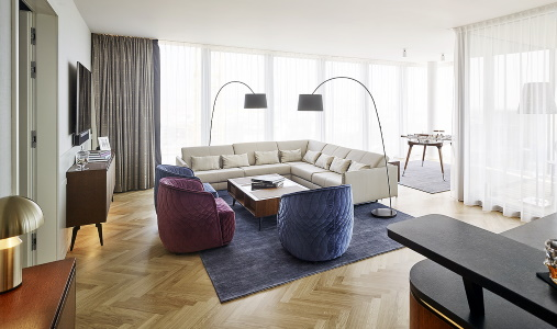 Andaz Vienna Am Belvedere - Photo #7
