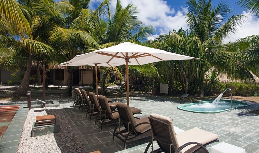 InterContinental Hotels Bora Bora Resort Thalasso Spa - Photo #11