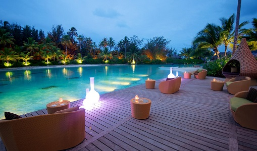 InterContinental Hotels Bora Bora Resort Thalasso Spa - Photo #12