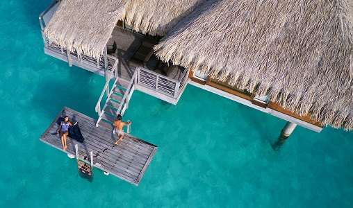 InterContinental Hotels Bora Bora Resort Thalasso Spa - Photo #5