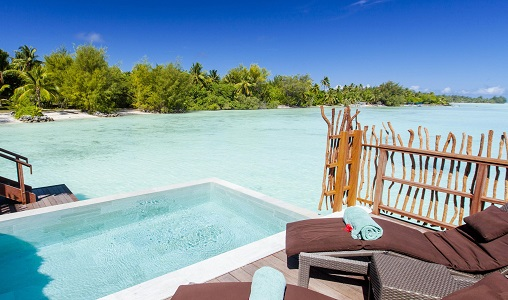InterContinental Hotels Bora Bora Resort Thalasso Spa - Photo #4