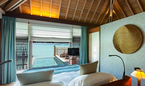 InterContinental Hotels Bora Bora Resort Thalasso Spa - Photo #8