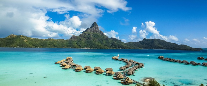 InterContinental Hotels Bora Bora Resort Thalasso Spa - Photo #2