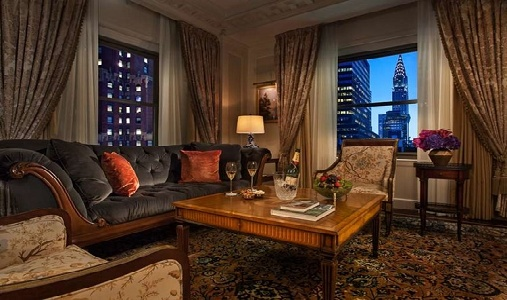 InterContinental NEW YORK BARCLAY - Photo #12