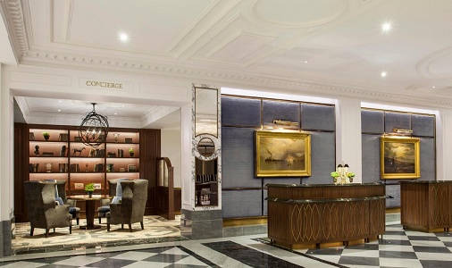InterContinental NEW YORK BARCLAY - Photo #10