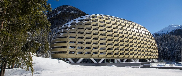 InterContinental DAVOS - Photo #2