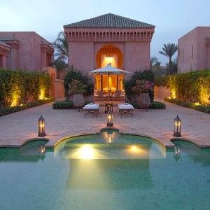 Amanjena marrakech morocco classic travel for Design hotel jena