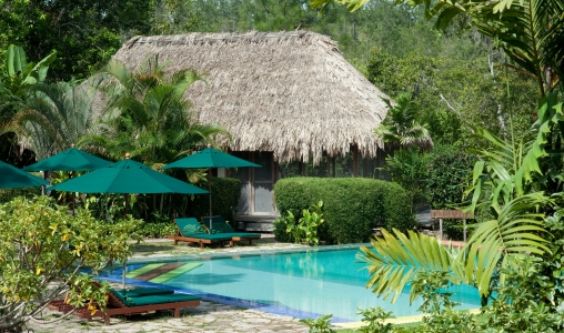 Blancaneaux Lodge - Photo #3