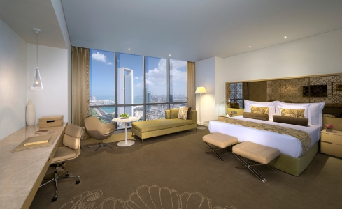 Jumeirah at Etihad Towers - Photo #5