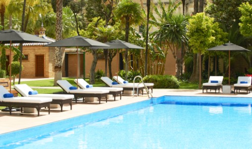 Hotel alfonso xiii seville spain classic travel for Alphonse hotel istanbul