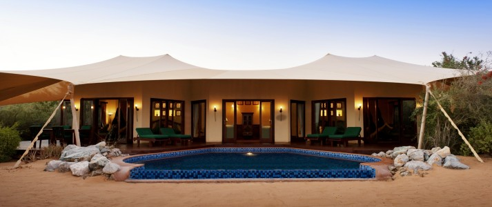 Al Maha Desert Resort & Spa - Photo #2