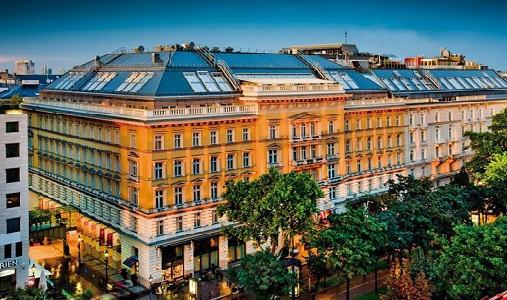 The Grand Hotel Wien - Photo #14